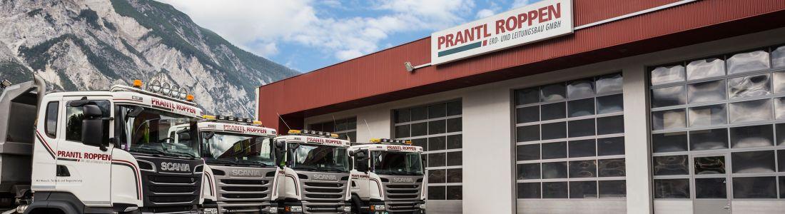 Prantl Roppen, Erd- u. Leitungsbau GmbH