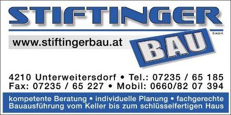 Stiftinger Bau GmbH Jürgen Stiftinger