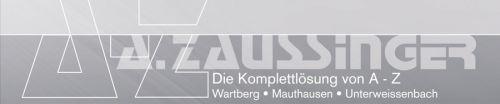 A. Zaussinger Bau- und Transporte GmbH