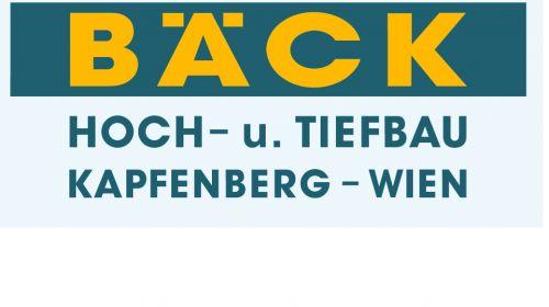 Bäck, Hoch- und Tiefbau, Ges.m.b.H.
