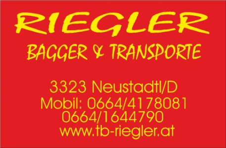 Riegler Bagger & Transporte GmbH